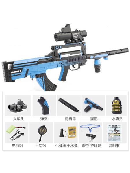小月亮婴童玩具洛臣隐袭M24/98K水弹枪下供手动上膛狙击枪男孩CS对战冲锋皮肤款