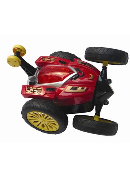 龙祥婴童玩具金刚特技车