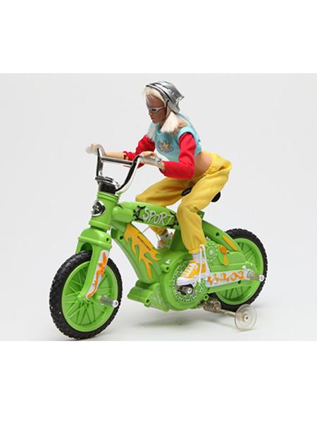 龙祥婴童玩具杂技自由车
