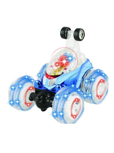 龙祥婴童玩具火球特技车