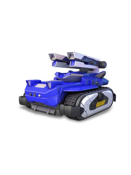 亿尔达婴童玩具深蓝色坦克车