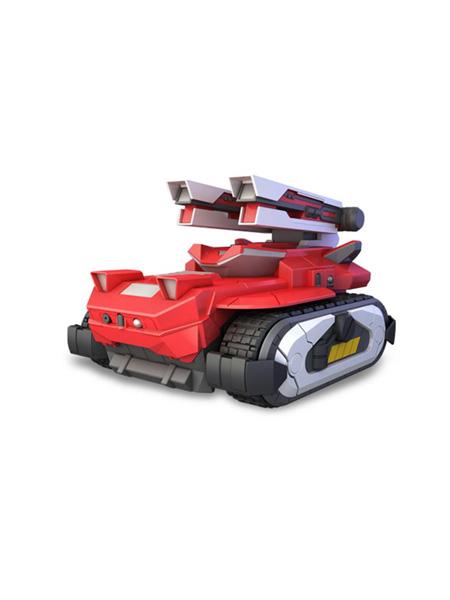 亿尔达婴童玩具大红色坦克车
