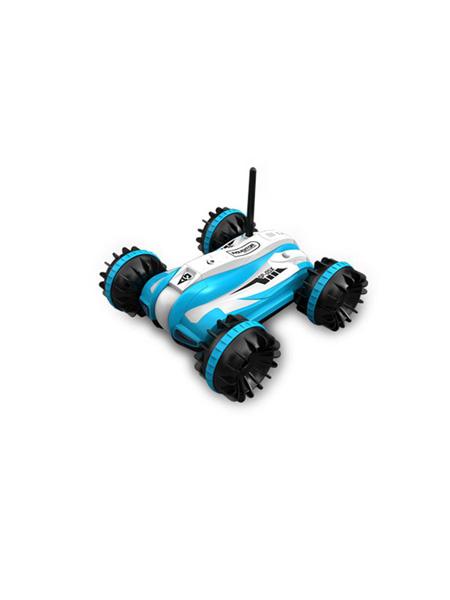 亿尔达婴童玩具蓝色小赛车