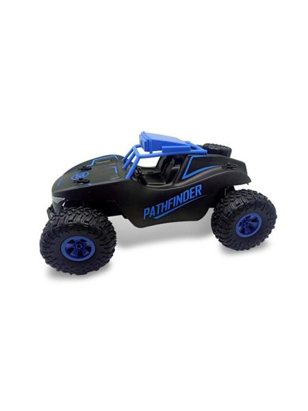 亿尔达婴童玩具深蓝色黑色小赛车