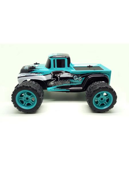 亿尔达婴童玩具蓝色时尚汽车