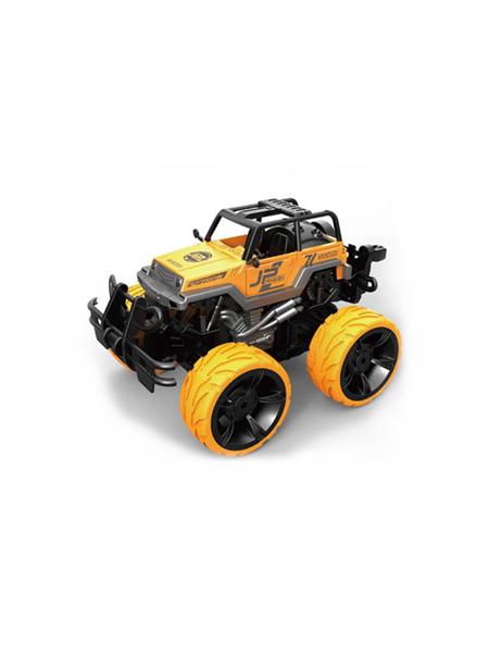 亿尔达婴童玩具黄色工具车