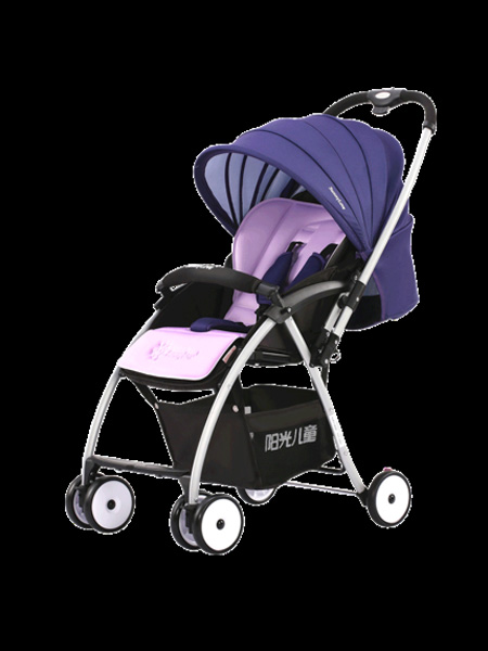 SUNNYLOVE阳光儿童婴童用品阳光儿童婴儿推车婴儿车轻便简易小宝宝可坐躺折叠冬夏两用手推车