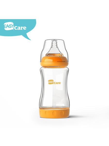 伊斯卡尔婴童用品伊斯卡尔新生婴儿奶瓶ppsu宽口径大宝宝吸管奶瓶防胀气耐摔大容量