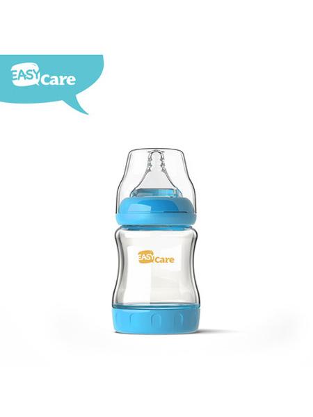 伊斯卡尔婴童用品easycare伊斯卡尔 新生儿玻璃奶瓶宽口径防胀气防呛奶瓶初生婴儿