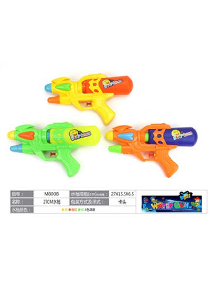 美正达玩具婴童玩具三色中型水枪