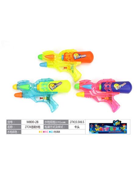 美正达玩具婴童玩具三色半透明水枪