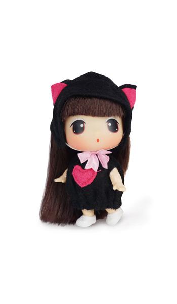 冬己婴童玩具ddung/冬己韩国正版儿童卡通迷糊娃娃女孩