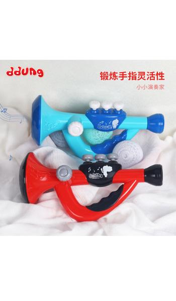冬己婴童玩具ddung正版授权冬己吹奏乐器喇叭