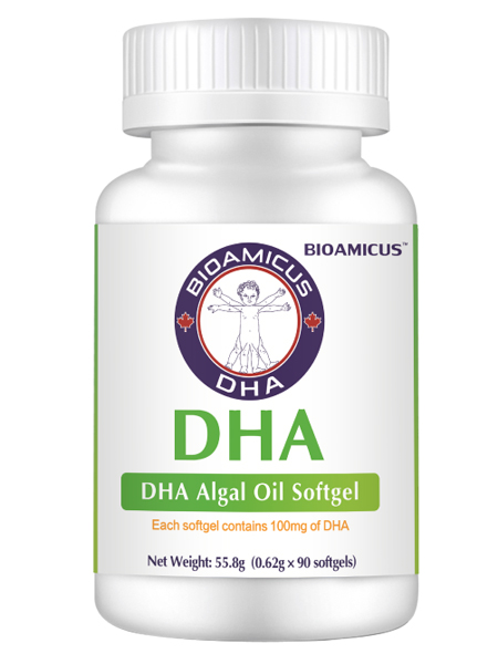 百适滴婴儿食品百适滴DHA藻油软胶囊
