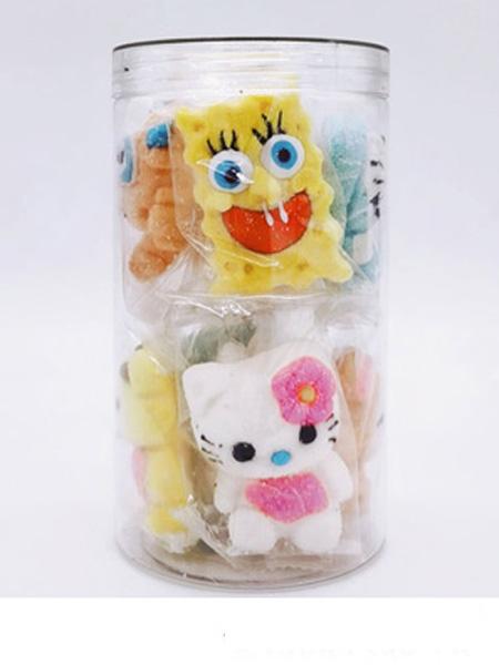 龙婴贝比婴儿食品龙婴贝比纯手工棉花糖
