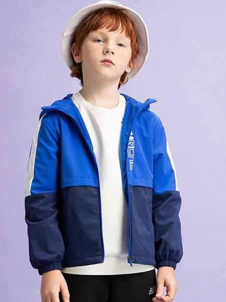 安踏儿童童装品牌2020秋冬运动卫衣