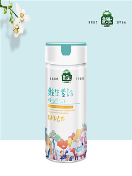 怡恩婴儿食品维生素D3饮料