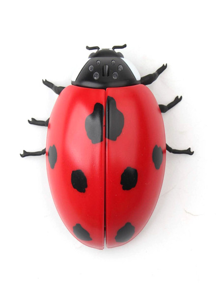 嘉会峰玩具婴童玩具红外遥控瓢虫