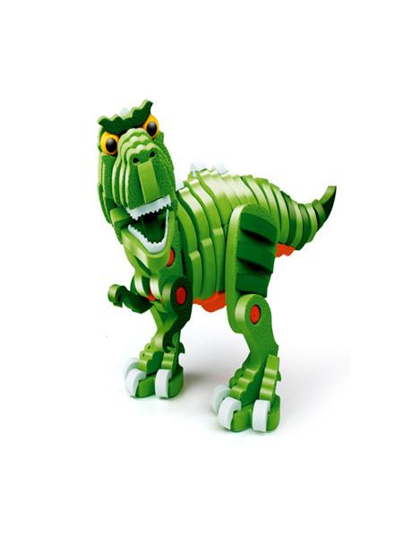 嘉会峰玩具婴童玩具DIY恐龙