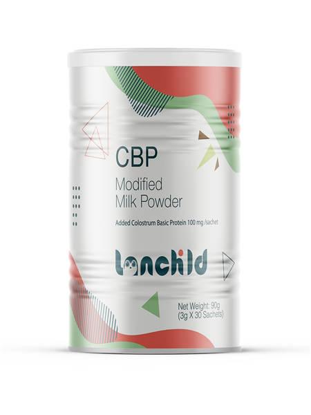 蓝企儿婴儿食品初乳碱性蛋白调制乳粉