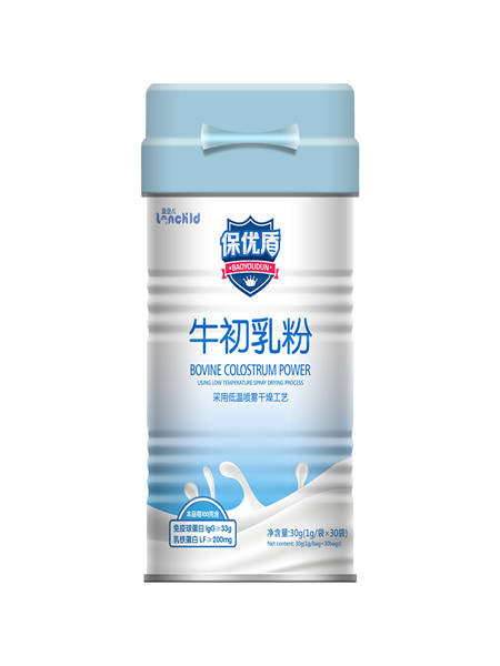 蓝企儿婴儿食品牛初乳粉
