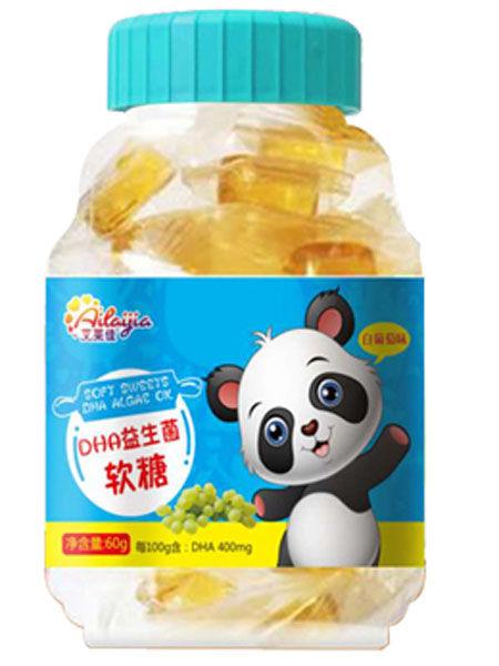 艾莱佳婴儿食品DHA益生菌软糖