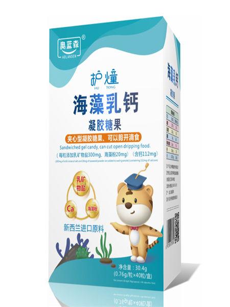 中舜雅康婴儿食品海藻乳钙夹心型糖果