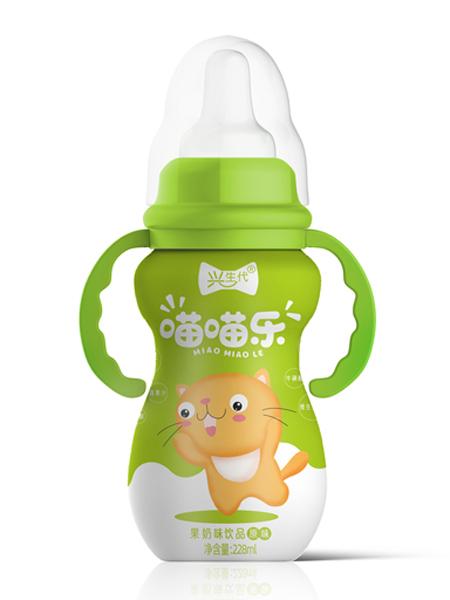 铭全食品婴儿食品喵喵乐果奶原味饮品