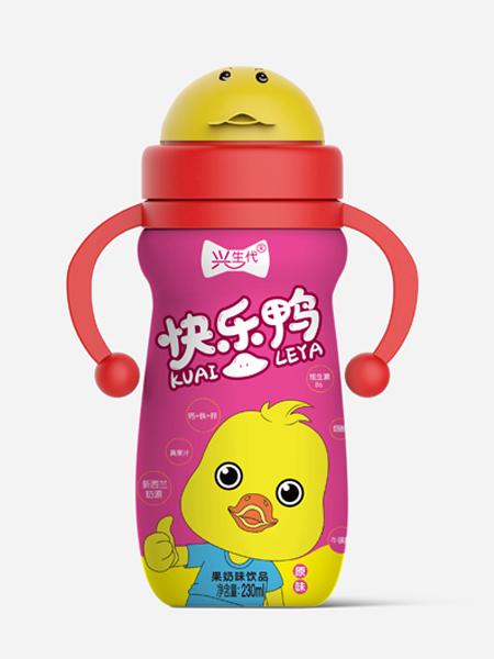 铭全食品婴儿食品快乐鸭果奶味饮品