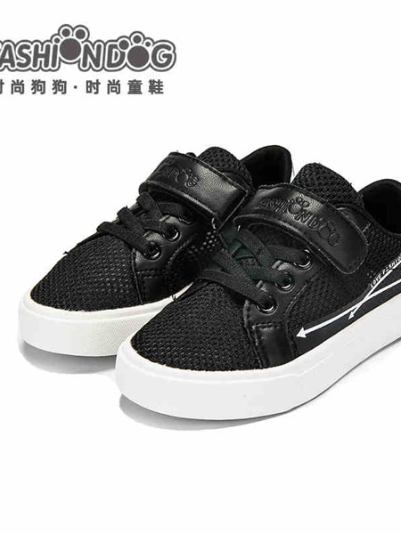 哈�多童鞋品牌2020秋冬日系�W格鞋