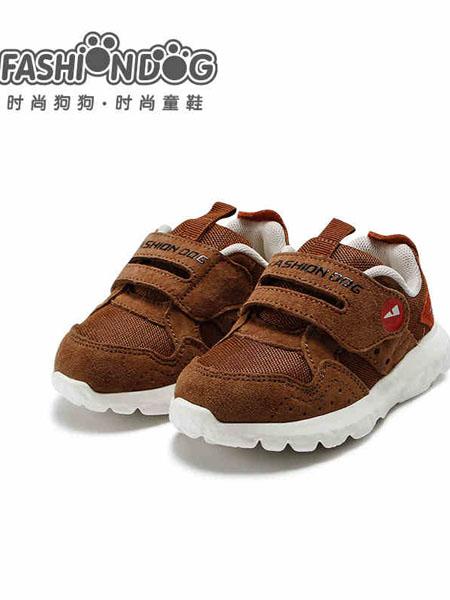 哈贝多童鞋品牌2020秋冬纯色透气休闲鞋