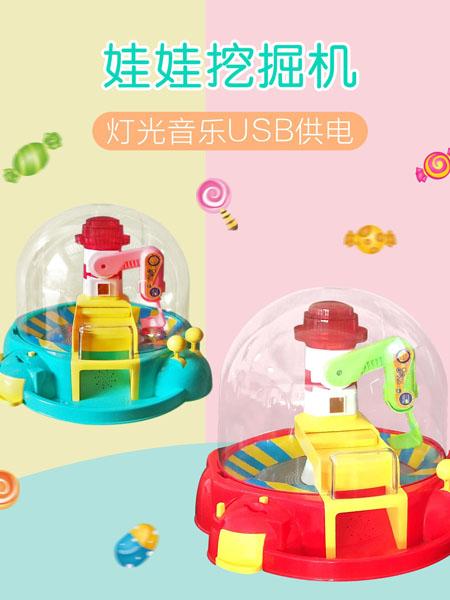 京森婴童玩具挖掘机