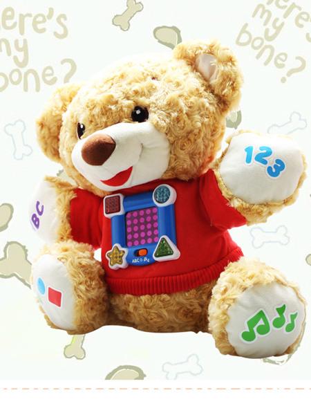 Jollybaby�胪�玩具�W�小熊