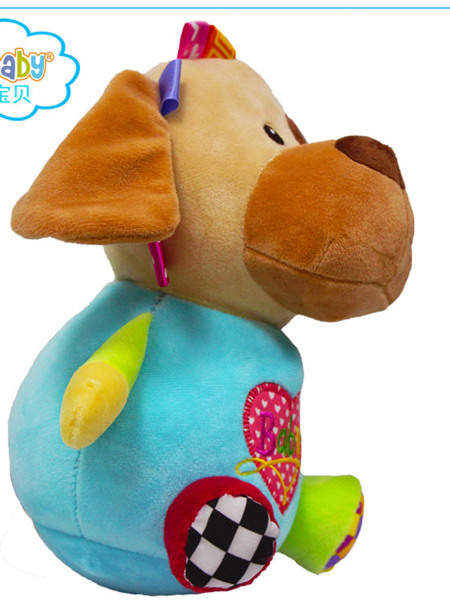 Jollybaby婴童玩具探索学习狗狗
