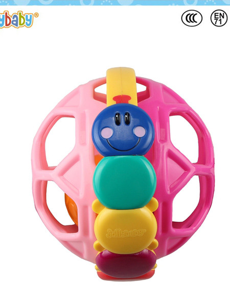 Jollybaby婴童玩具彩色摇摇棒