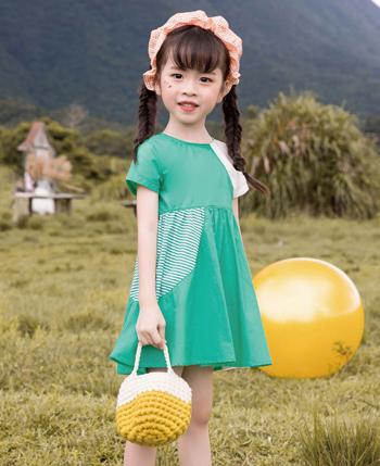 莳季童装品牌2020春夏