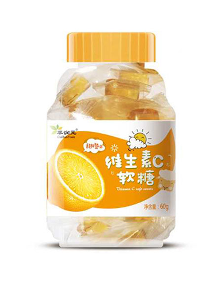 清芙小象/萃润元婴童用品维生素c软糖