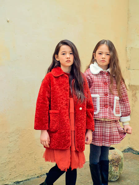 boabo.宝儿宝童装品牌2020冬季棉衣外套