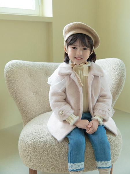 boabo.宝儿宝童装品牌2020冬季毛绒外套