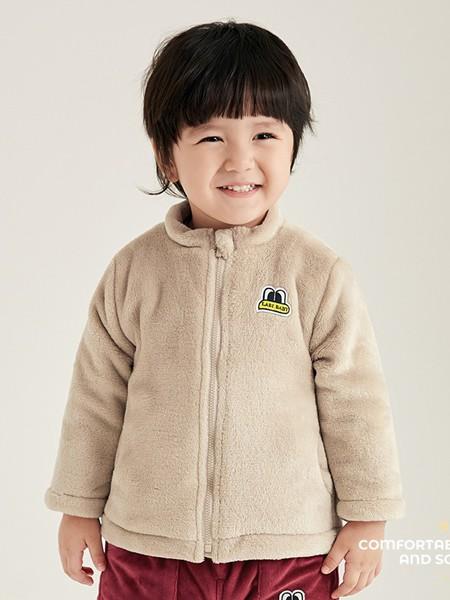 拉比童装品牌2020秋冬毛绒外套
