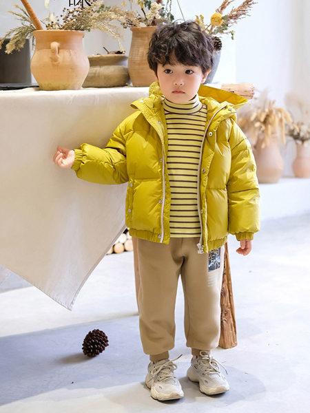 素睐童装品牌2020冬季流行韩版气质羽绒服