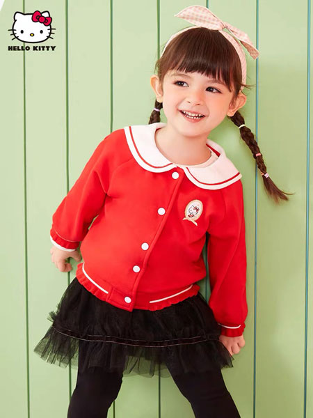 Hello Kitty童装品牌2020冬季