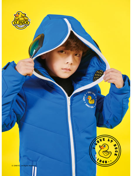 LT DUCL小黄鸭童装品牌2020冬季新品