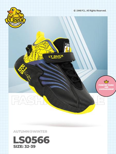 小黄鸭青少年童鞋品牌2020秋冬
