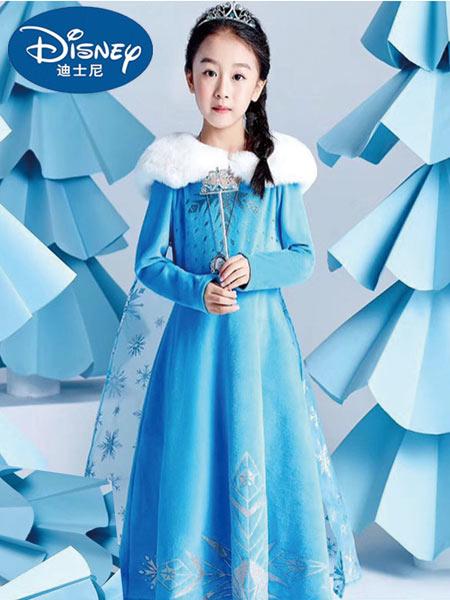 迪士尼Disney童装品牌2021春夏新品公主裙