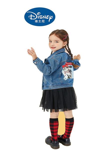 迪士尼Disney童装品牌2021春夏牛仔新品