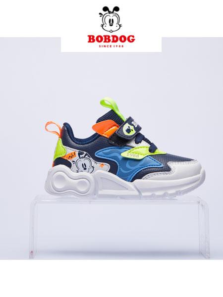 BOBDOG巴布豆童鞋品牌2021春夏撞色新品