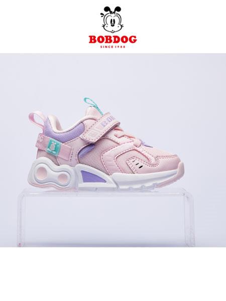BOBDOG巴布豆童鞋品牌2021春夏网面新品