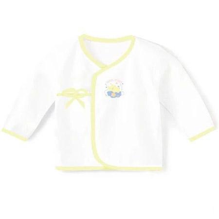 慧敏俊婴幼儿品牌2021春夏白色上衣