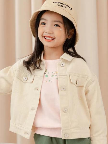 德蒙斯特童装品牌2021春夏公主韩版休闲外套